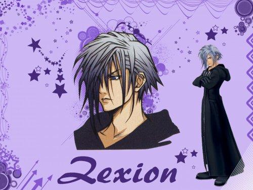 Zexion ( Le Conspirateur Ténébreux )