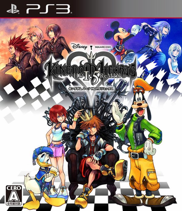 Kingdom Hearts 1.5 Remix