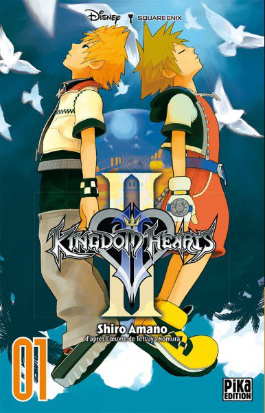 Kingdom Hearts II Tome 1