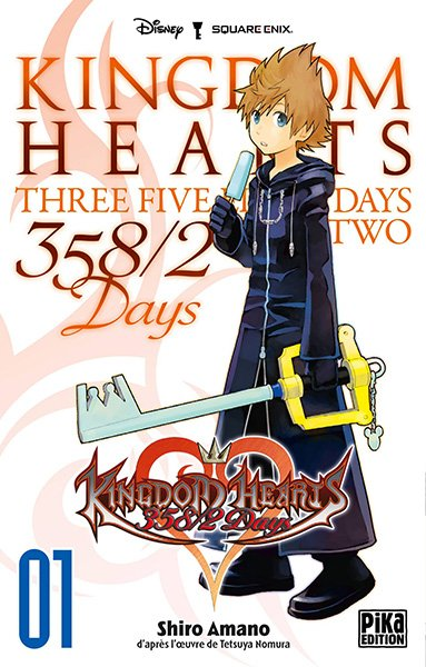 KH 358/2 Days Tome 1