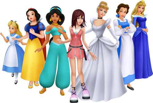 Les Sept Princesses de Coeur
