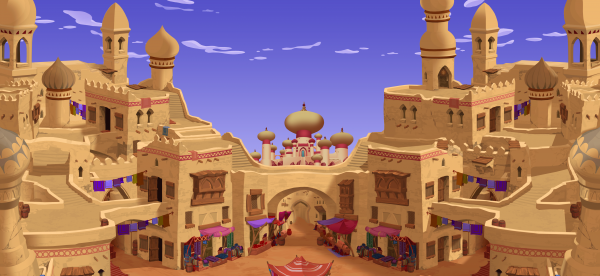 Agrabah x chi