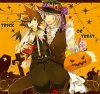 Sora et Riku fêtent halloween