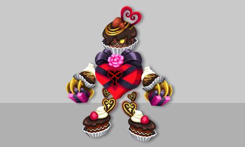 Sans-coeur au chocolat