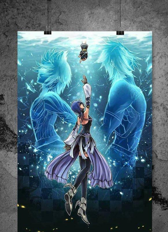 art of Aqua