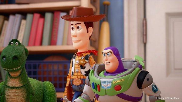 Monde de Toy Story