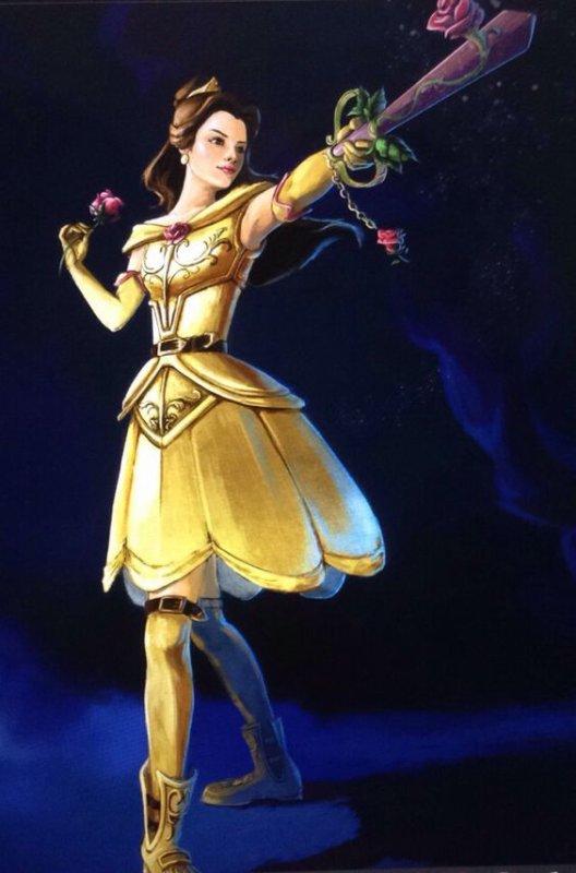 Princesses combattantes 2