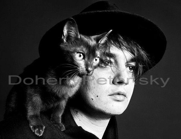 Peter Doherty.