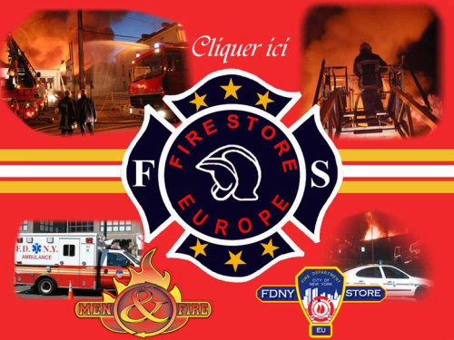 magasin de sapeurs-pompiers