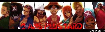 Les personnages de l'équipage du chapeau de paille : Nami