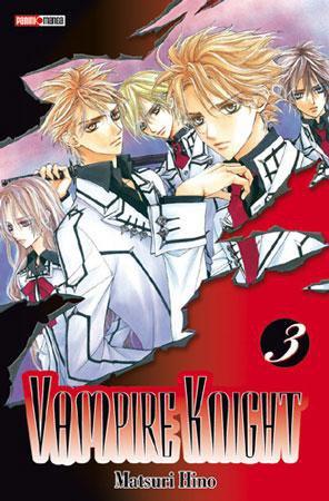 Vampire Knight Tome 3