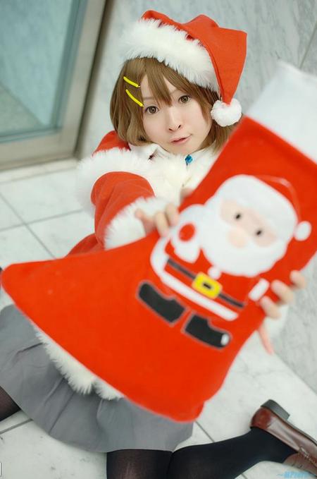 K-On Merry Chrismas!
