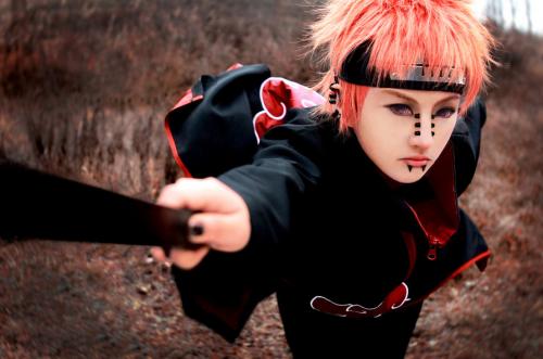 Naruto, Yahiko.