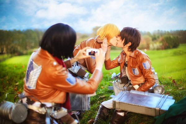 Shingeki No Kyojin, Attack On Titan.