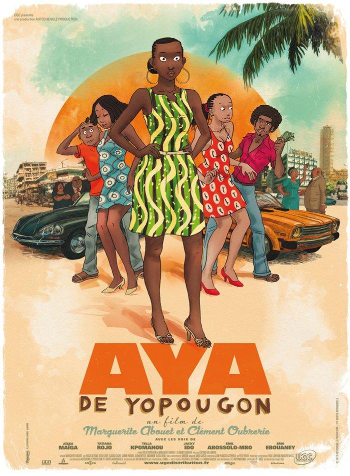Au cinéma : Aya de Yopougon