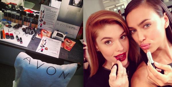 + Photos instagram d'Irina de la semaine.