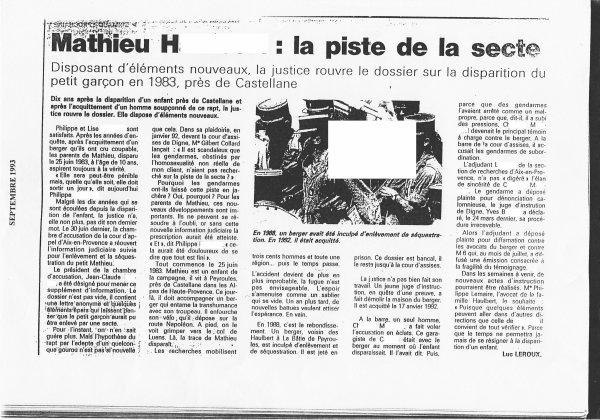 Luc LEROUX Journaliste -