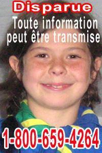 Disparitions d'enfants - Affaires non résolues du Québec - L'affaire Viens-Métivier-Lubin 8 ans et autres