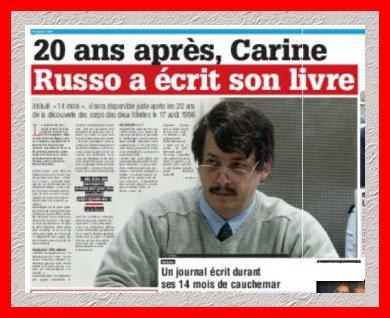 Affaire Dutroux, Carine Russo a écrit un livre 20 années après....