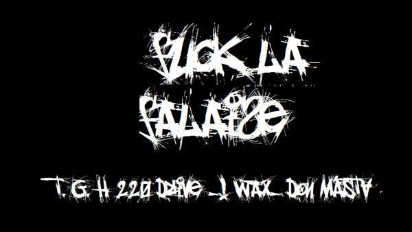 Fuck La Falaise / 12000 Force de Frappe ft Tgh 220 Drive and !Wax (2013)