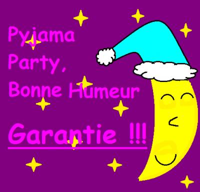 Blog De Pyjama Party Experience Pyjama Party Bonne Humeur