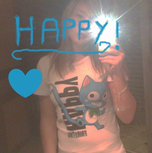 mon maillo happy!!