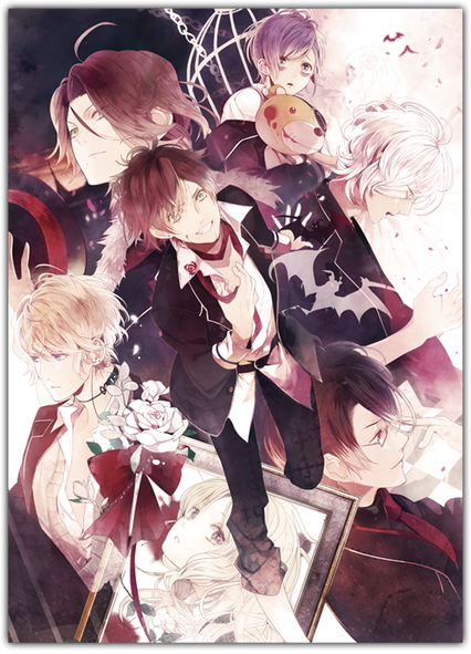 OS: Diabolik Lovers ( PROLOGUE )