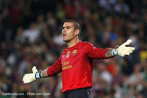 Le PSG sur V.Valdés ???