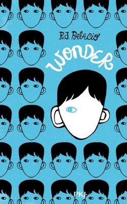 Critique livre : Wonder (RJ. Palacio)