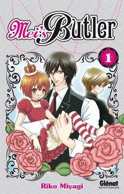 Critique livre : Mei's Butler (Riko Miyagi)
