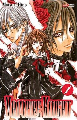 Critique livre : Vampire Knight (Matsuri Hino)