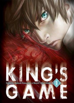 Critique livre : King's Game (Hitori Renda/Nobuaki Kanazawa)
