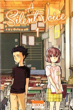 Critique livre : A Silent Voice (Yoshitoki Oima)