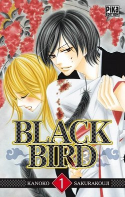 Critique livre : Black Bird (Kanoko Sakurakouji)