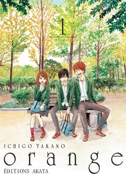 Critique livre : Orange (Ichigo Takano)