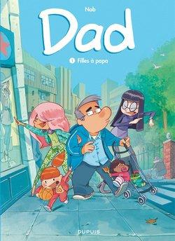 Critique livre : Dad - Filles à papa (Nob)