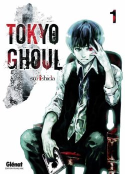 Critique livre : Tokyo Ghoul T1 (Sui Ishida)