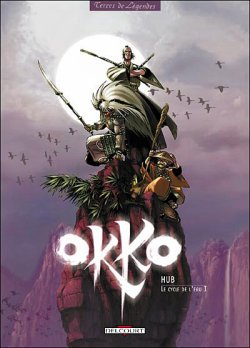 Critique livre : Okko, le cycle de l'eau 1 (Hub)