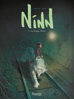 Ninn : La ligne noire (Jean Michel Darlot / Johan Pilet)