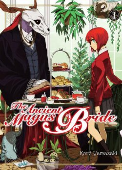 The Ancient Magus Bride (Koré Yamazaki)