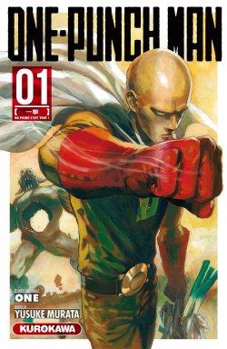 One-punch Man (ONE/Yusuke Murata)