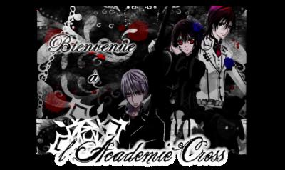 Bienvenue a l'academie Cross