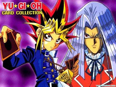 Yu-Gi-Oh Duel Monster/ GX/ 5D's