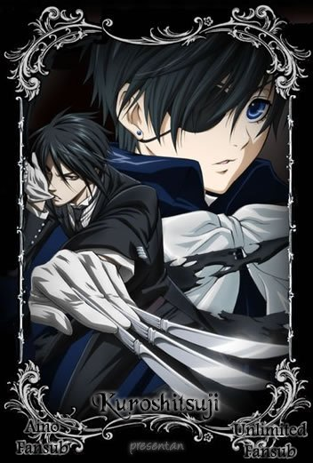 Black Butler (ou) Kuroshitsuji