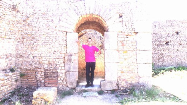 me inThe city was built during the first century AD