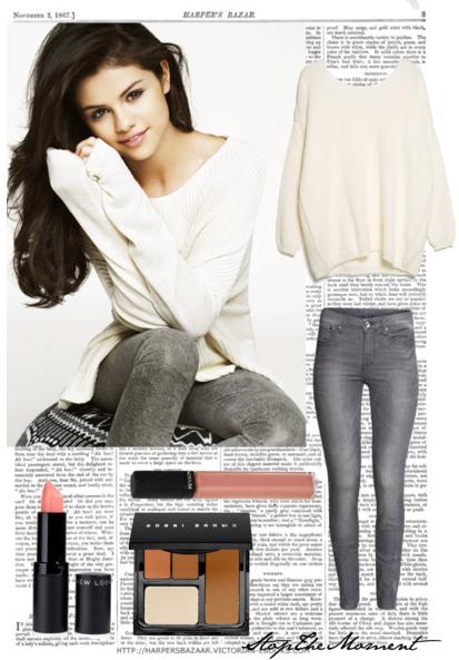Get the Look - Selena Gomez