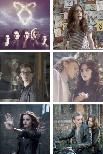 the mortal instrument