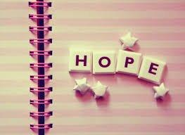 Hope..