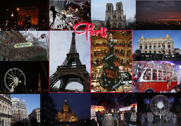 Petite escapade à Paris...