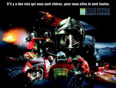 Bataillon Marin Pompier de Marseille